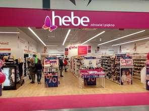 Hebe: nowe otwarcia w nowym roku