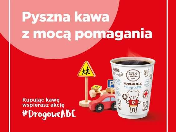 Kawa Circle K z mocą pomagania