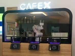 Kawa przygotowana przez baristę-robota? To już się dzieje