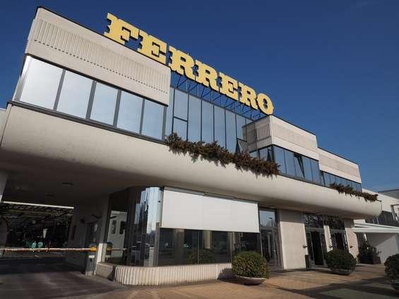 Ferrero na czele rankingu WWF