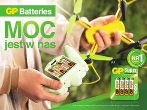 Odkryj moc baterii GP!