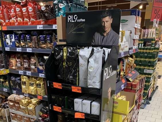 Na rynek weszła kawa, której ambasadorem jest Robert Lewandowski