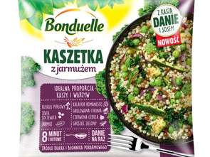 Bonduelle promuje mrożonki Kaszetka