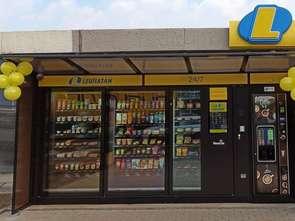 Lewiatan uruchomił swój pierwszy samoobsługowy sklep