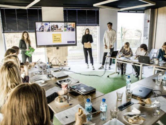 Studenci twórcami nowego asortymentu dla Żabki