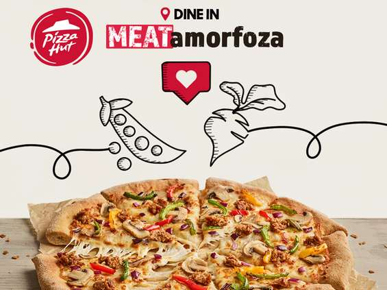 MEATamorfoza w Pizza Hut