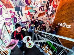 Restauracja Setka zbiera na kolejny lokal