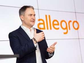 Allegro zainwestuje w swój biznes 1 mld zł