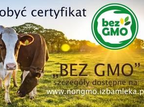 Bez GMO znaczy produkty