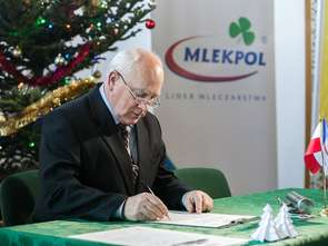 EBI udzielił Mlekpolowi kredytu w wysokości 50 mln euro