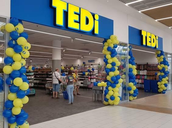 TEDi i Dealz w Stop Shop w Siedlacach