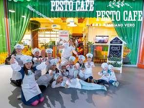 Pesto Café na warszawskich Młocinach
