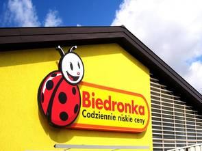 Biedronka wyfrunie z Polski