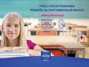 Always wspiera polskie uczennice