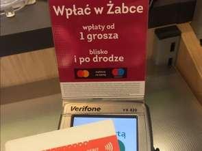 W Żabce wpłacisz gotówkę na konto