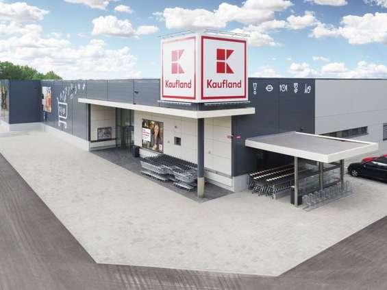 Trzy nowe markety Kaufland