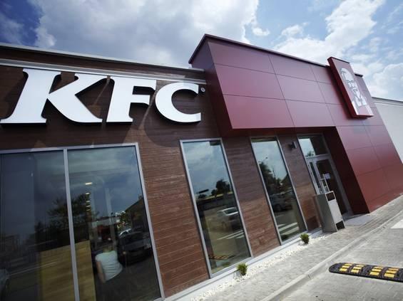 KFC na tydzień rezygnuje z mięsa