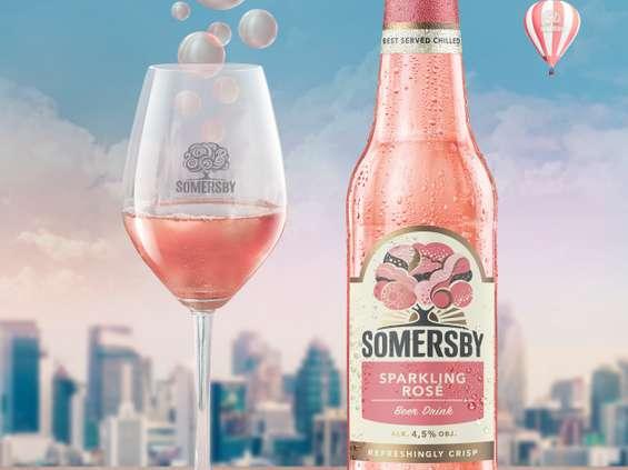 Somersby Sparkling Rosé