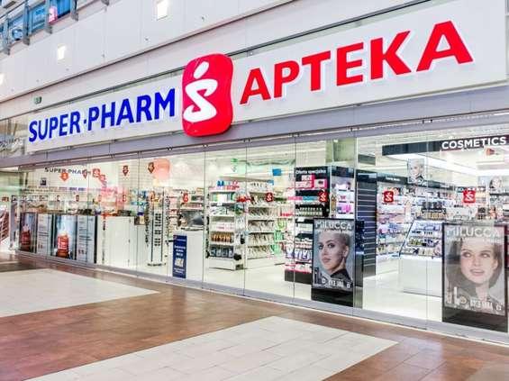 Super-Pharm: w 2020 r. kilkanaście nowych lokalizacji