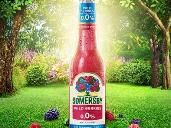 Somersby Wild Berries