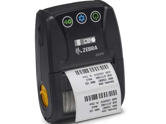 Zebra Technologies wprowadza drukarkę mobilną