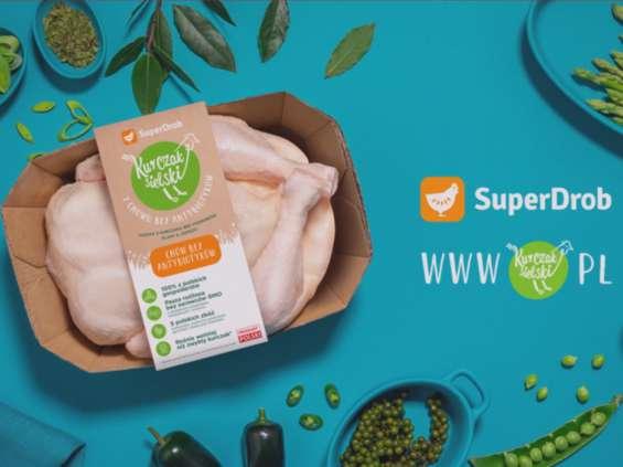 Kurczak Sielski od SuperDrob w wiosennej kampanii