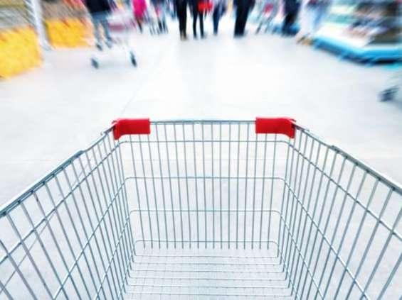 Puste półki w sklepach nie tylko w Polsce