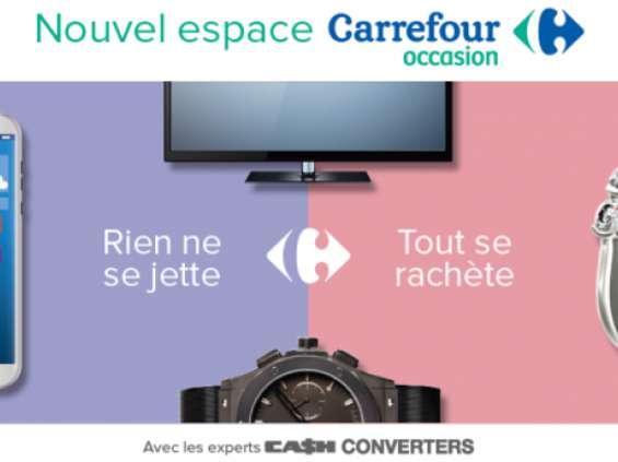 Carrefour z nowym konceptem
