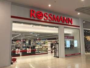 Rossmann zachęca do bezpiecznych zakupów