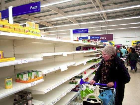 Supermarkety otwarte wcześniej dla osób starszych i wrażliwych