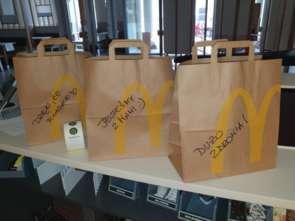 McDonald's też wspiera szpitale