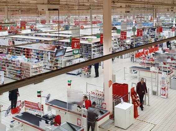 [KORONAWIRUS] Auchan: Bezpieczeństwo, ciągłość, zachowanie niskich cen