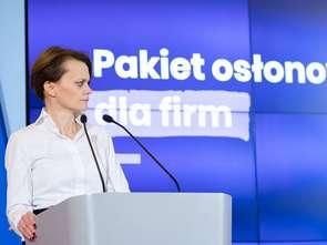 Emilewicz: rząd przyjął projekt tzw. tarczy antykryzysowej
