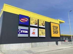 Biedronka, Hebe oraz Dealz w Stop Shop Siedlce
