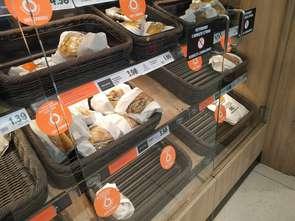 W sklepach sieciowych trudno już o zakup pieczywa luzem