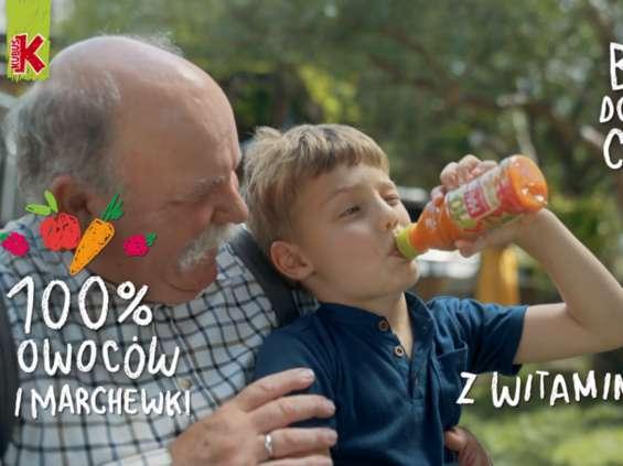 Soki Kubuś 100% - Owoce od dziecka!