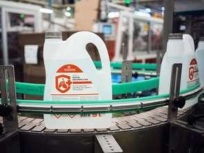 Orlen podwoi poziom produkcji płynu do dezynfekcji