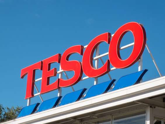 Tesco ogranicza zamówienia online