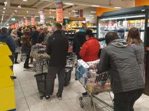 Zakupy pod kontrolą, czyli Ministerstwo Zdrowia radzi