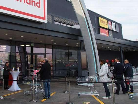 Otwarcie nowego sklepu w czasach zarazy [GALERIA]