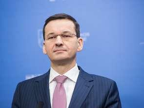 Premier Morawiecki - nowe wytyczne i ograniczenia dla handlu