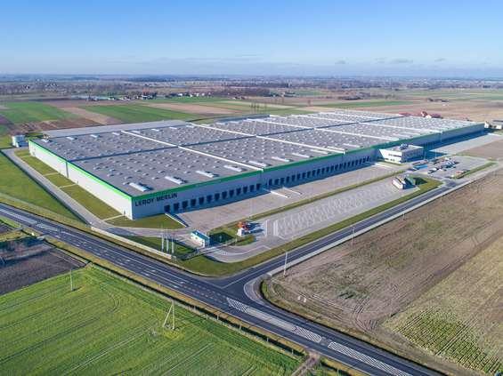 Nowy właściciel centrum dystrybucyjnego Leroy Merlin
