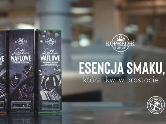 Fabryka Cukiernicza Kopernik w kampanii online