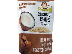 Merkury. JD Food Coconut Chips
