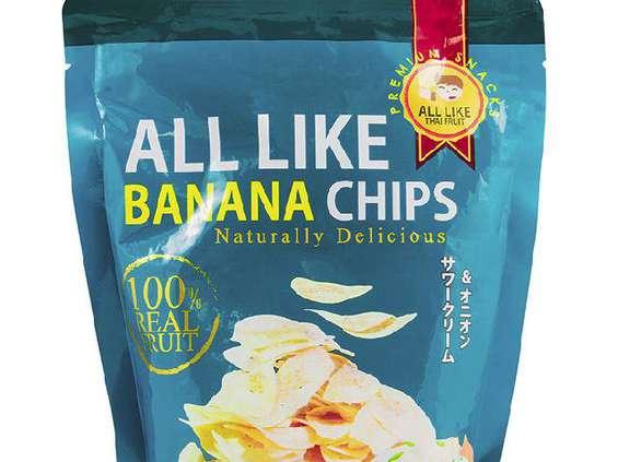 Merkury. All Like Banana Chips