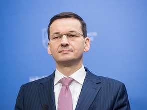 Morawiecki: kierujemy 100 mld zł do firm w ramach tarczy finansowej