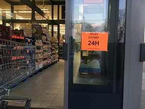 Większość sklepów Lidl otwarta całodobowo
