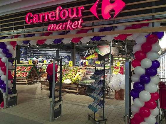 Nowy Carrefour w Poznaniu już otwarty