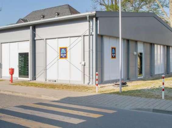 Aldi Süd otwiera minisklep dla pracowników szpitala