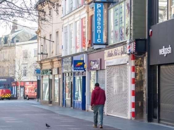 Brytyjczycy czarno widzą handel po koronawirusie